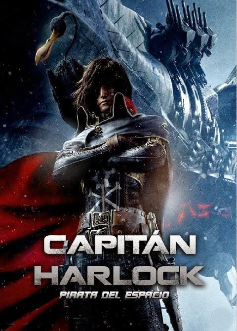 Capitão Harlock: Pirata Do Espaço - Full HD 1080p