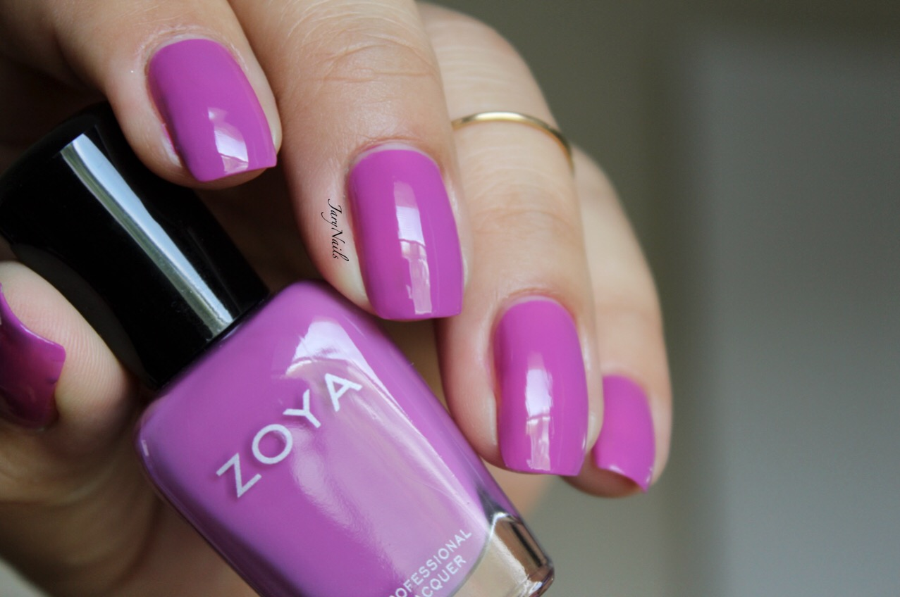 Zoya Nail Polish Swatches 2016 - Absolute cycle