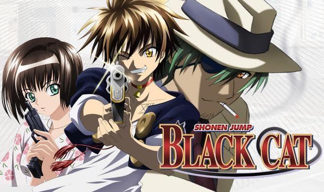 جميع حلقات انمي Black Cat مترجم (تحميل + مشاهدة مباشرة)
