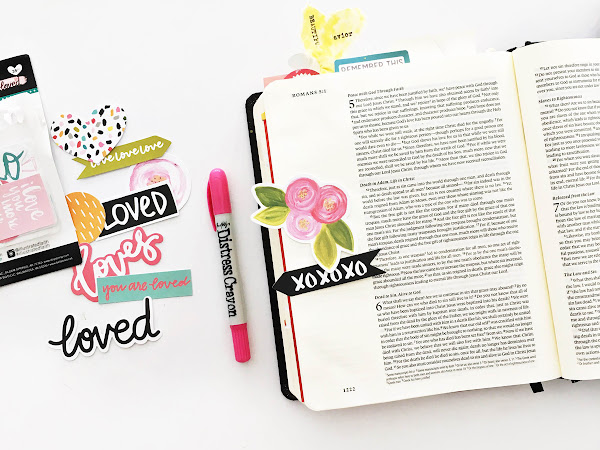 Citrus Twist Kits : Bible Journaling Tutorial