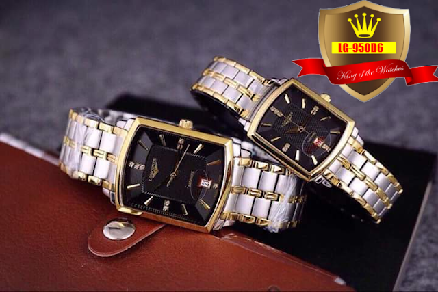 Đồng hồ cặp đôi LG 950D6