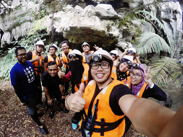 Pengalaman Sixth Mile Tunnel di Lost World Of Tambun