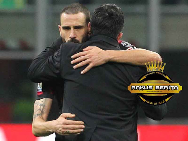 Bonucci 'Gattuso Telah Satukan Milan !'