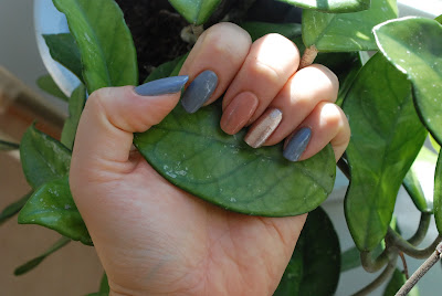 nails, HM, miss stone heart, pintrest, autumn nails, höstnaglar