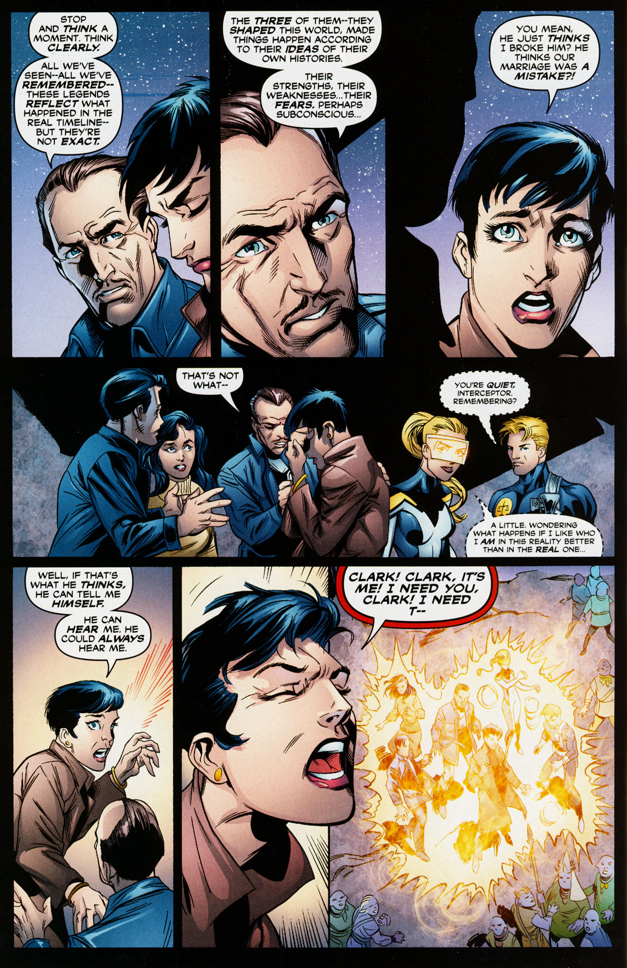 Read online Trinity (2008) comic -  Issue #35 - 31