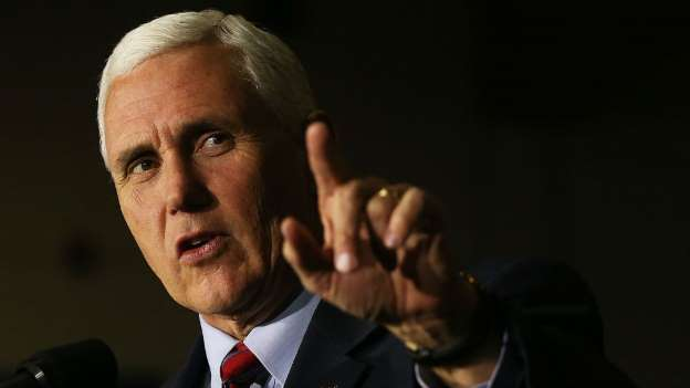 Pence: I 'wasn't offended' by Hamilton message
