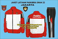 JAKET TRAINING LATIHAN PASKIBRA