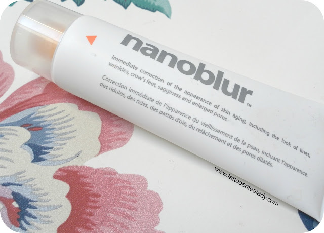 A picture of Nanoblur