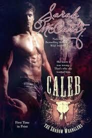 Caleb, Sarah McCarty