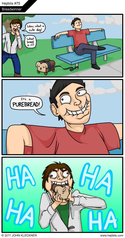 purebread
