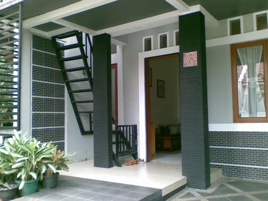 Desain Teras Rumah Minimalis Modern Desain Teras Rumah