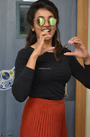 Tejaswini Madivada backstage pics at 92.7 Big FM Studio Exclusive  21.JPG