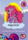 My Little Pony Wave 9 Berryshine Blind Bag Card