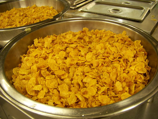 Cornflakes for Æblekage