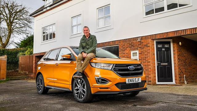 Auto Amar news : Ford Edge long-term test review – First report