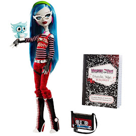 Monster High Ghoulia Yelps Basic Doll