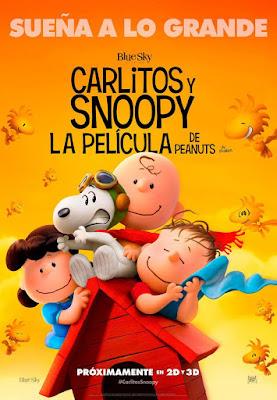 The Peanuts Movie 2015 DVD R1 NTSC Latino
