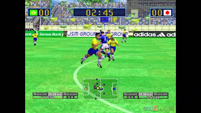 Virtua Striker (1994) 1.1