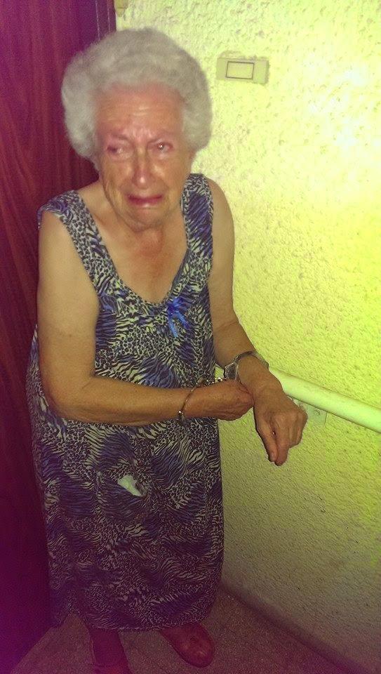 לשכת הרווחה מגדל העמק - לקחו קשישה ניצולת שואה בת 80 אזוקה לאשפוז פסיכיאטרי בכפייה מבלי שפסיכיאטר או שופט ראו אותה
