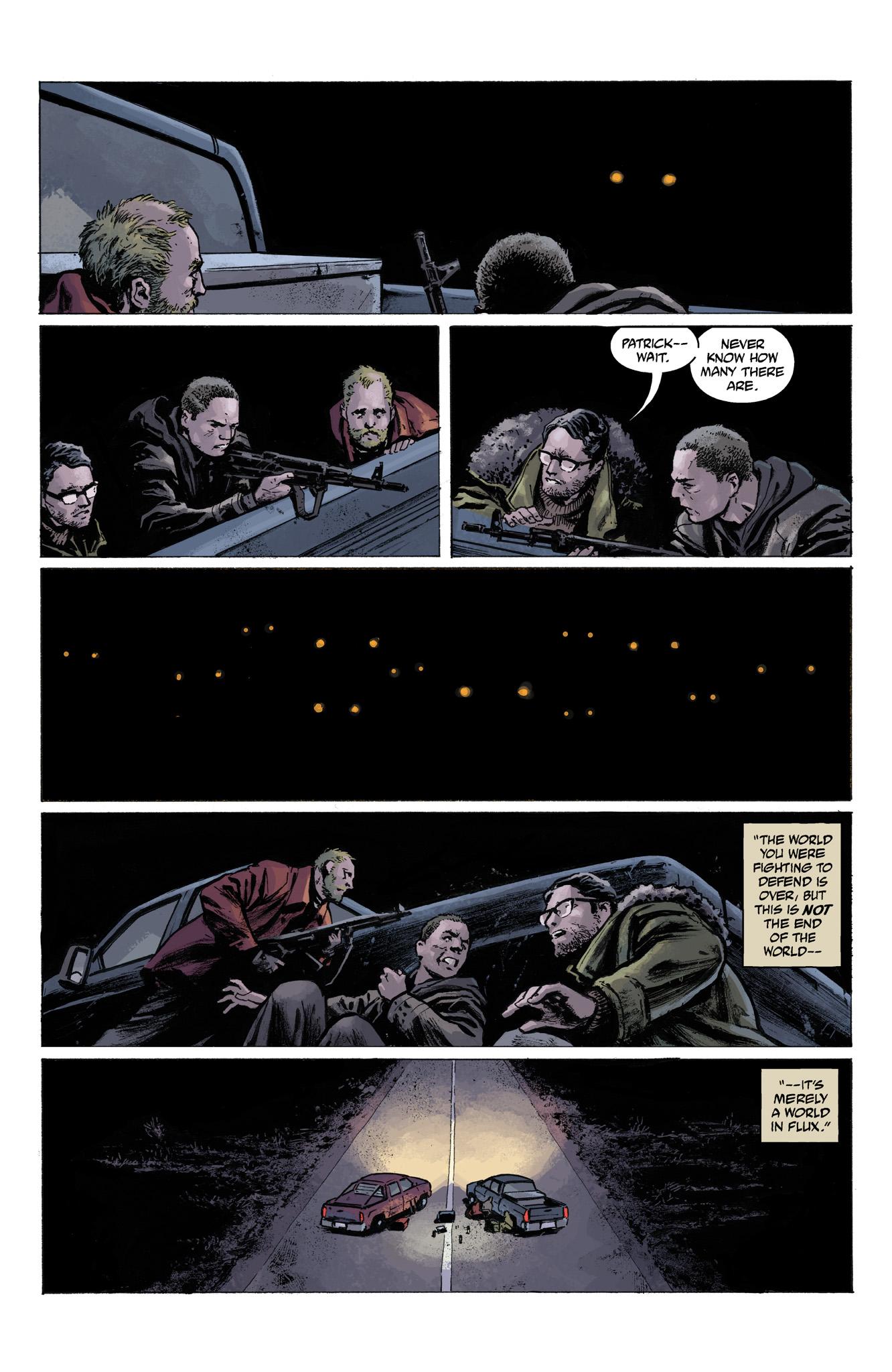Read online Abe Sapien comic -  Issue #6 - 21