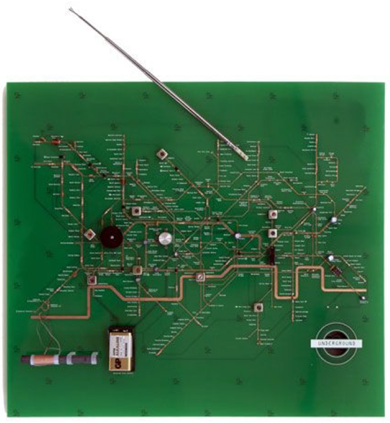Radio PCB.