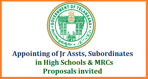 recruitment-junior-assistants-office-subordinates-sweepers-high-schools-mrc-telangana