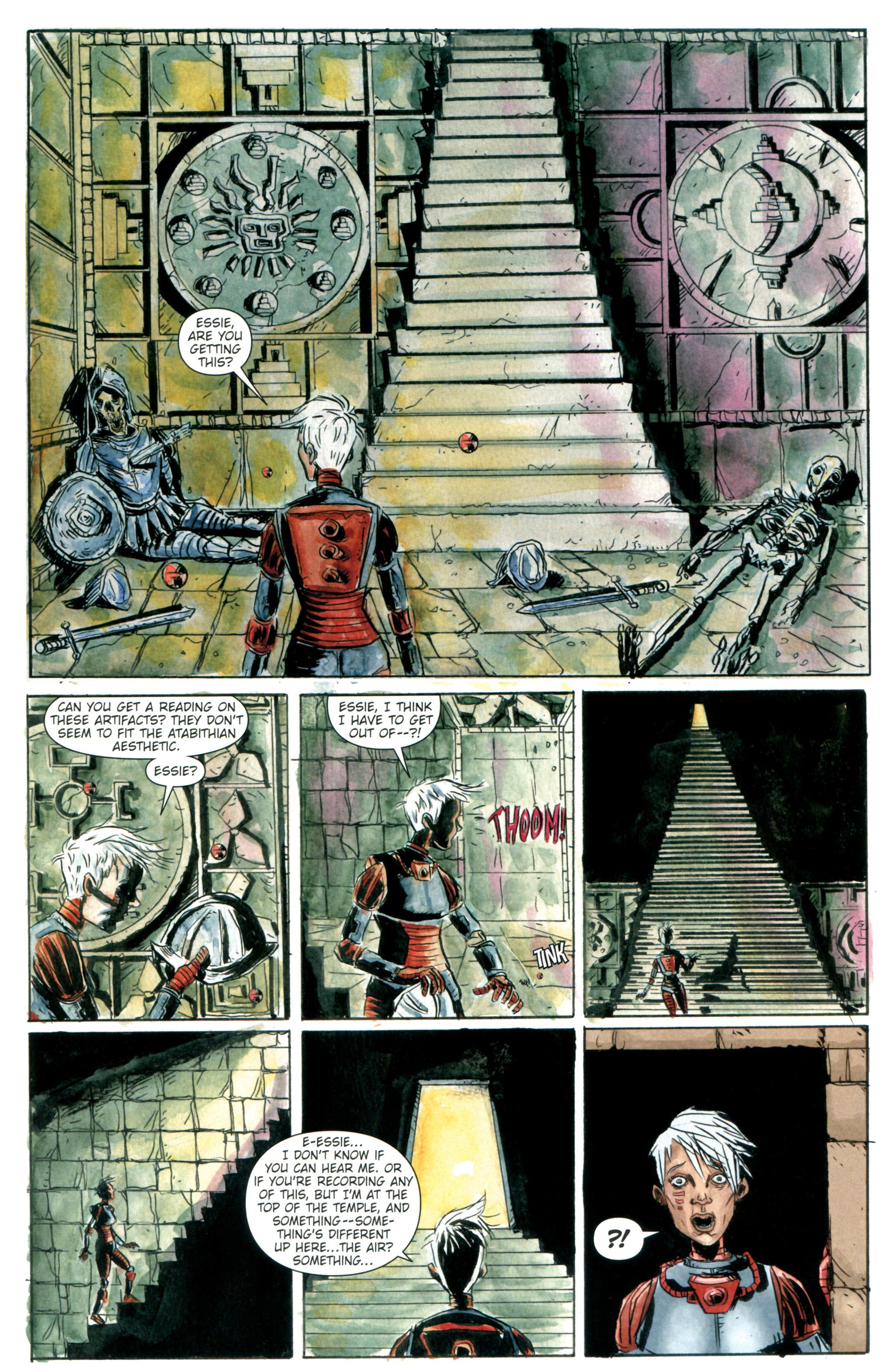 Read online Trillium comic -  Issue #1 - 29