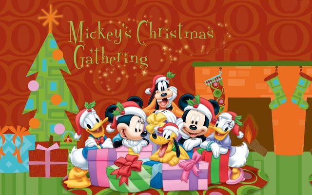 Hình ảnh phim Giáng Sinh Của Chuột Mickey