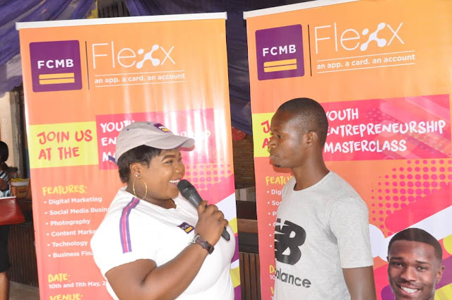 FCMB launches Flexx entrepreneurship masterclass series for Nigerian students