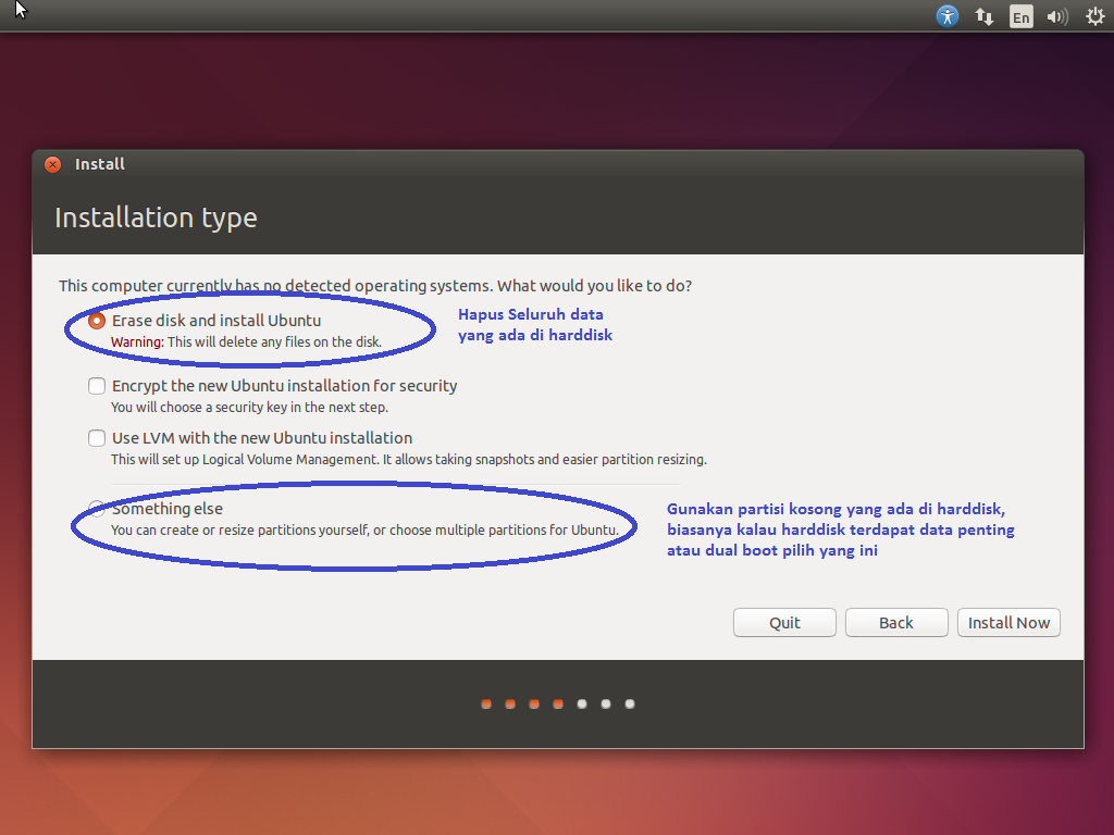 how to create a new partition ubuntu