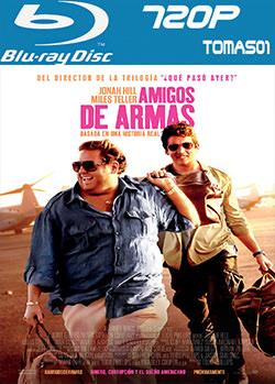 Amigos de armas (2016) BRRip 720p