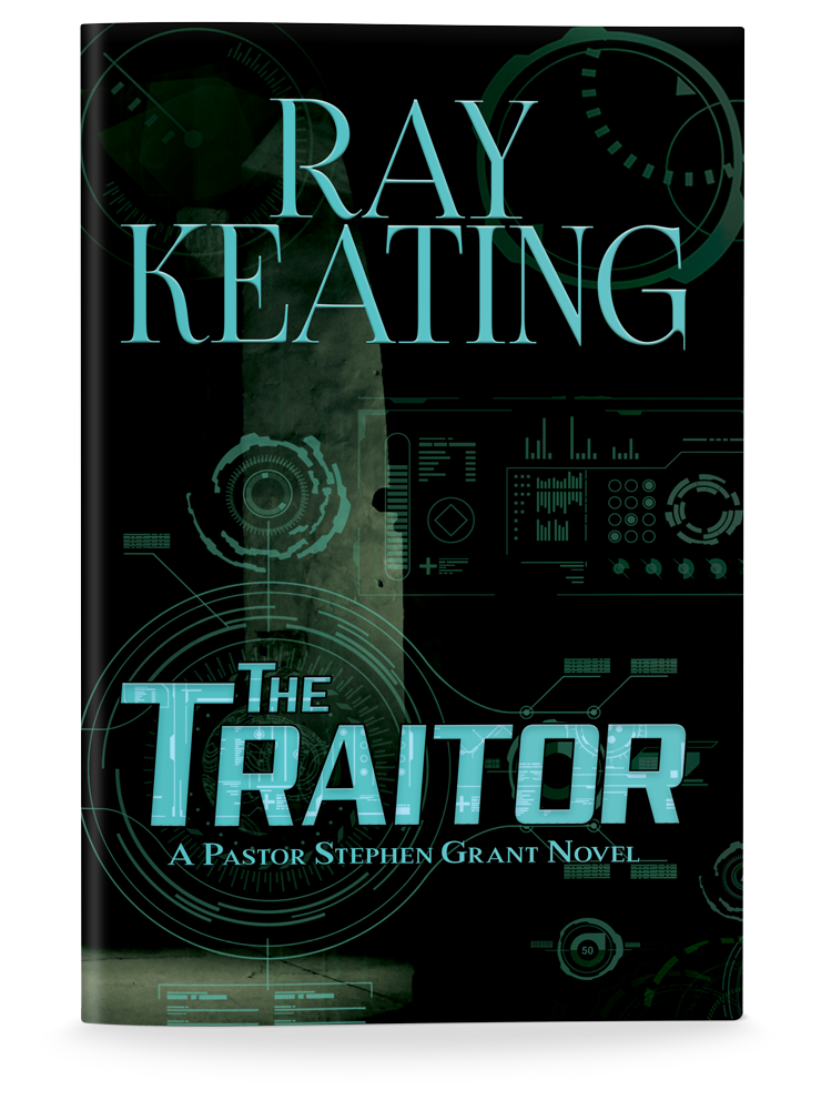 Purchase Signed Copies of The Traitor