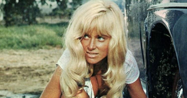 Hand Wash Car Wash >> The Scott Rollins Film and TV Trivia Blog: Joy Harmon: Happy Birthday Lucille!