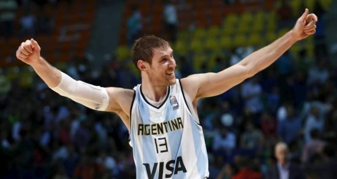 La selección argentina de baloncesto retirará el número de Andrés Nocioni