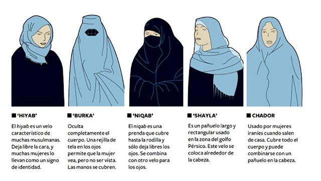 Irán acusa a Georgia de violar la decencia de las mujeres musulmanas