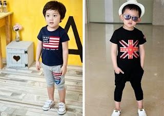 Fashion Anak Laki Usia Balita