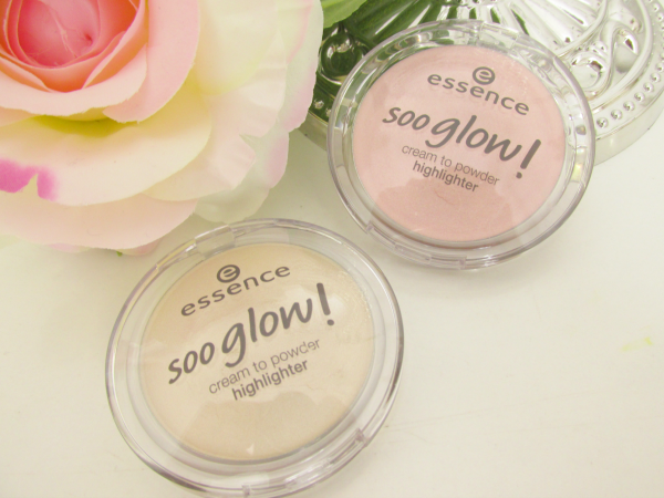 soo glow! cream to powder highlighter 10 look on the bright side und 20 bright up my life Neuheiten Herbst 2014