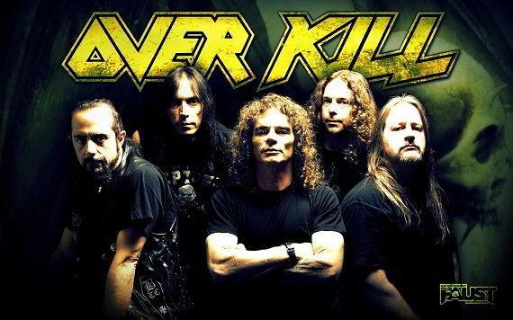 Overkill discografía