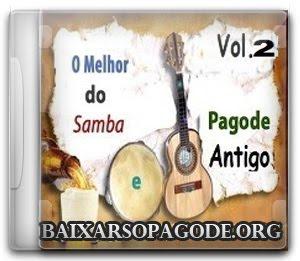 CD O Melhor do Samba e Pagode Antigo - Vol. 1 (2011)