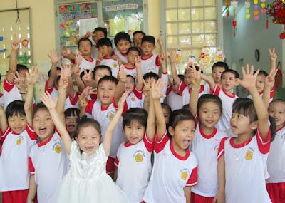 Hãy mang đến cho trẻ một tương lai tốt đẹp