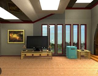 Floor Room