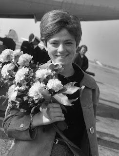 Rita Pavone pictured in 1965