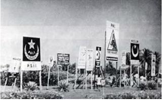 Sejarah Pelaksanaan Pemilihan Umum (Pemilu) Pertama di Indonesia Tahun 1955