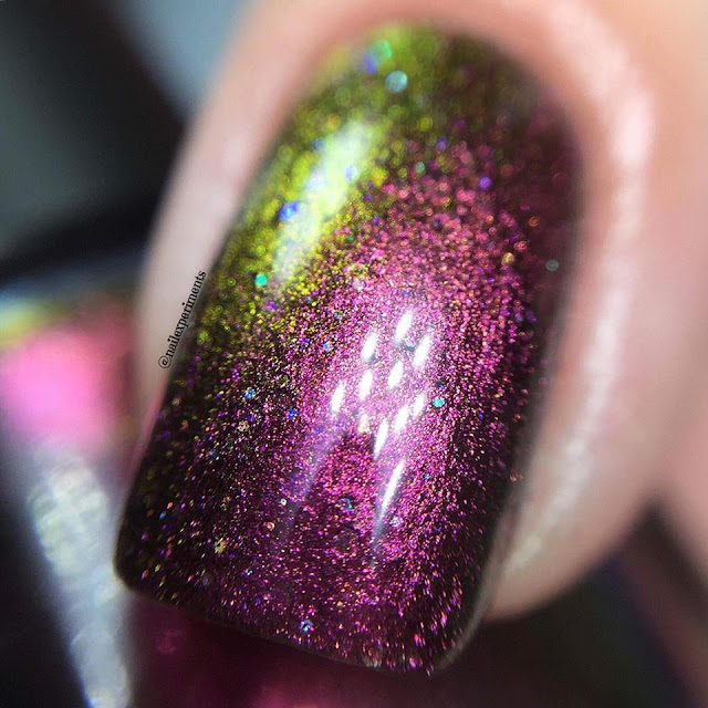 JOY LACQUER POLISH IN DARK SIDE OF THE MOONICORN