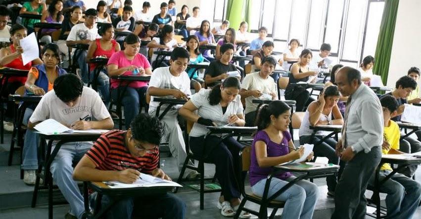 Anuncian 15 mil nuevas vacantes para universidades públicas