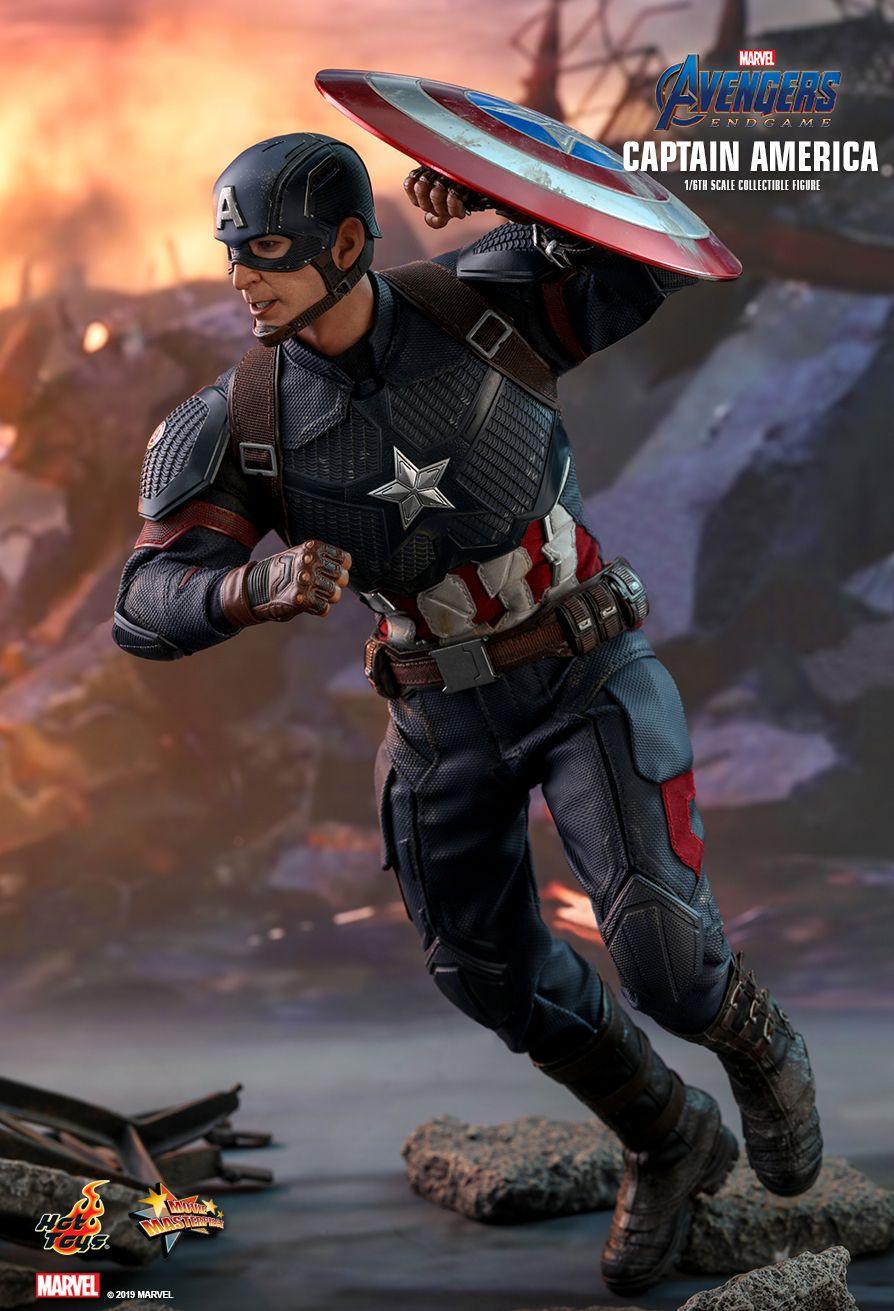 Hot Toys Avengers: Endgame 1/6th scale Chris Evans as