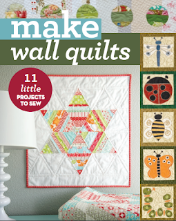 Make Wall Quilts book