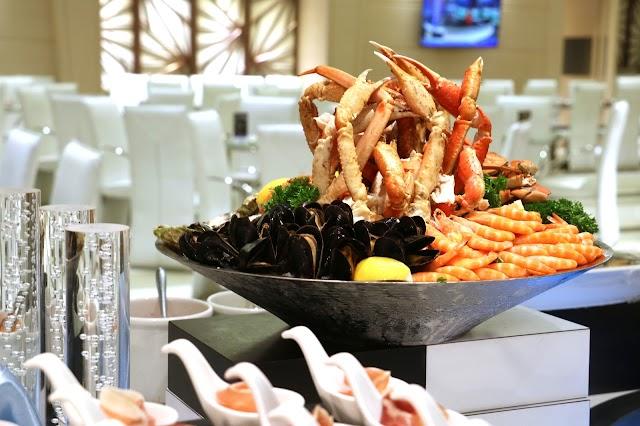 【勁抵!】珀麗酒店推自助晚餐優惠 2百幾任食海鮮