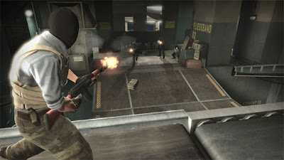 تحميل لعبة counter Strike Global Offensive للكمبيوتر من ميديا فاير