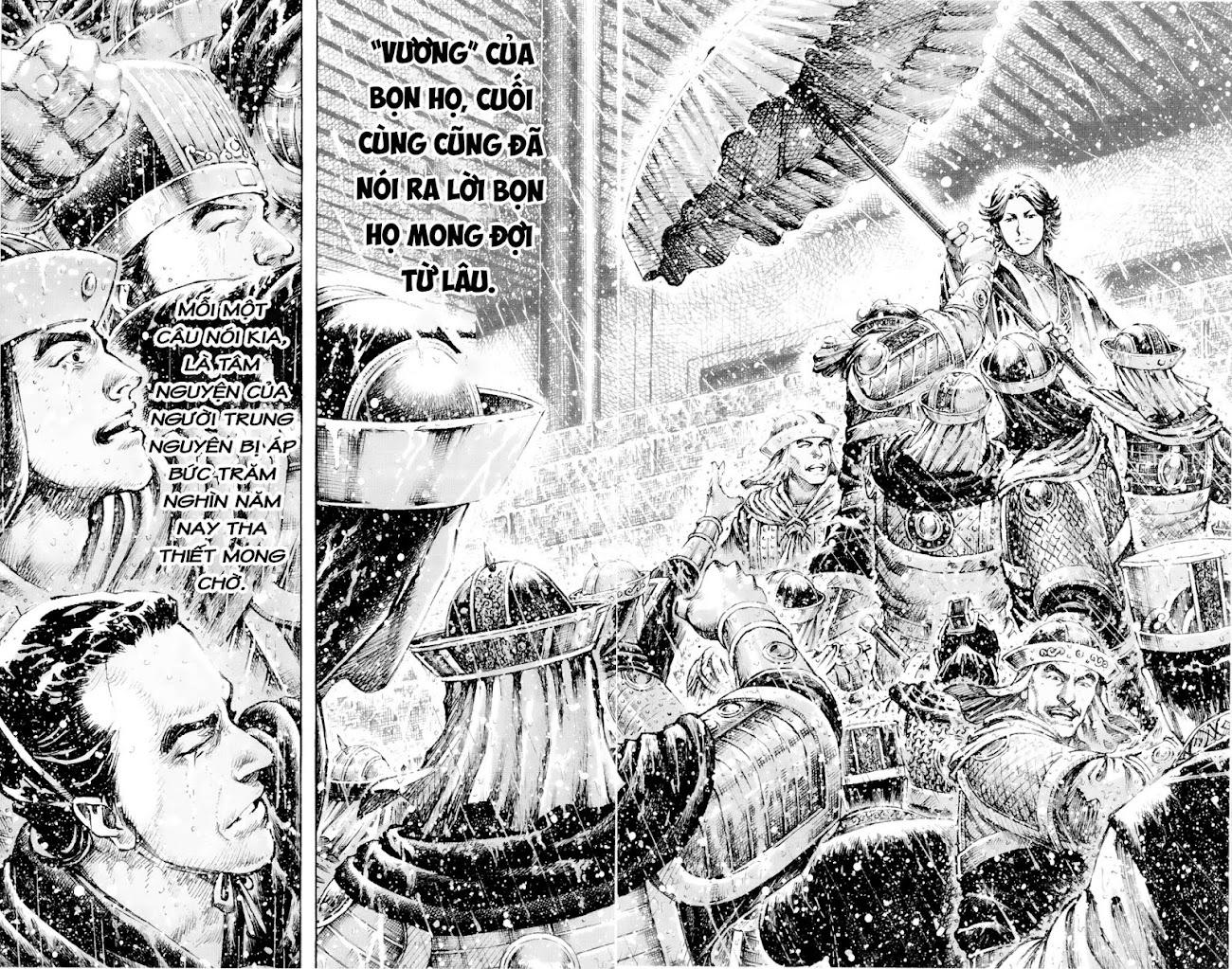 Hỏa phụng liêu nguyên Chương 406: Sinh sôi sinh sôi [Remake] trang 18